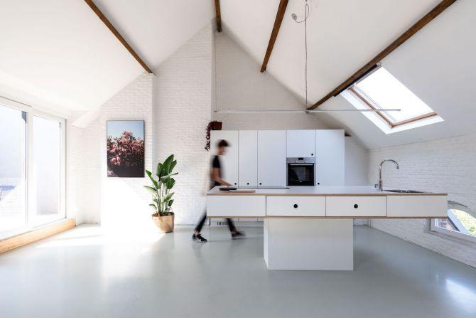 B&B, showroom, design, interieur, Antwerpen