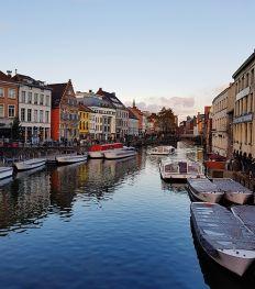 Walk Local: (her)ontdek Gent door de ogen van bekende Gentenaren
