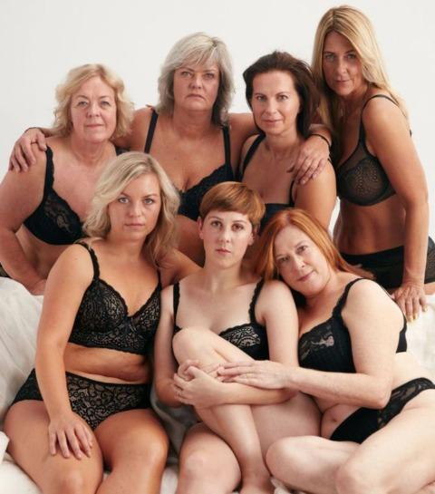 Zien: het Prima Donna team voor de lens van Charlotte Abramow