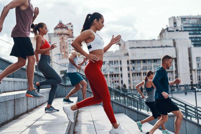 sportaccessoires sporten horloge fitness vrouwen