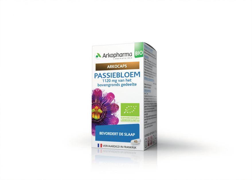 ARKOCAPSCULES PASSIEBLOEM BIO, verkrijgbaar bij de apotheek en parafarmacie