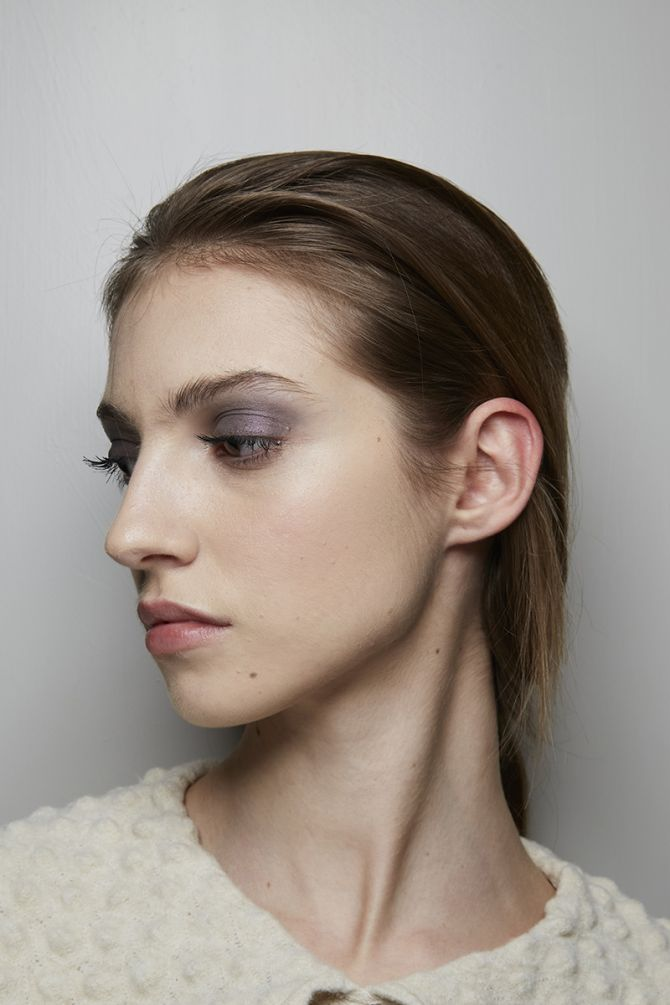 smoky eyes make-up trends 2021