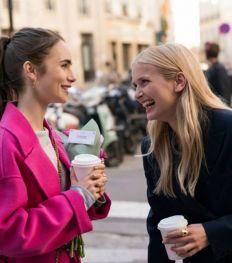 Daarom is Camille uit 'Emily in Paris' ons nieuwe stijlicoon