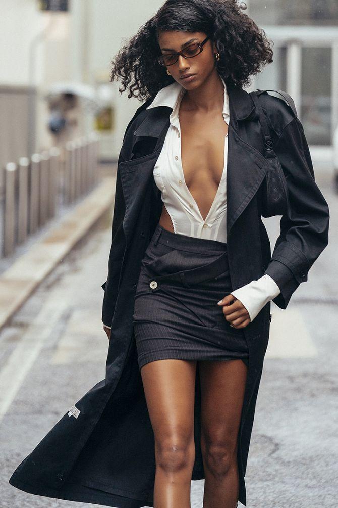 Fashion weeks 2020: dit zijn de allerbeste streetstyle looks van de modeweken - 2