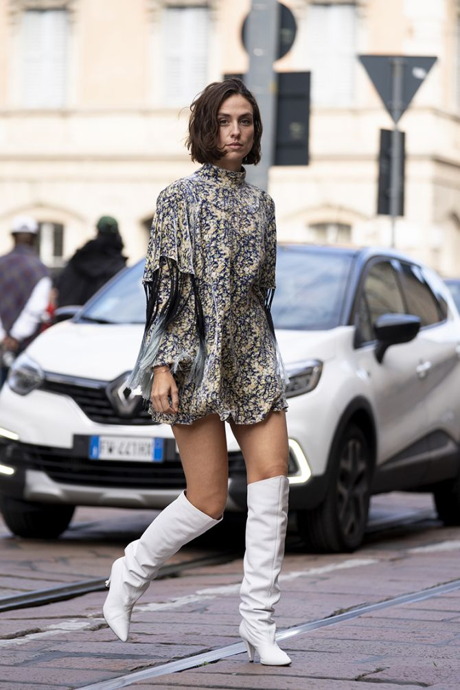 Fashion weeks 2020: dit zijn de allerbeste streetstyle looks van de modeweken - 6