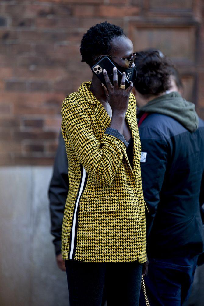 Fashion weeks 2020: dit zijn de allerbeste streetstyle looks van de modeweken - 9