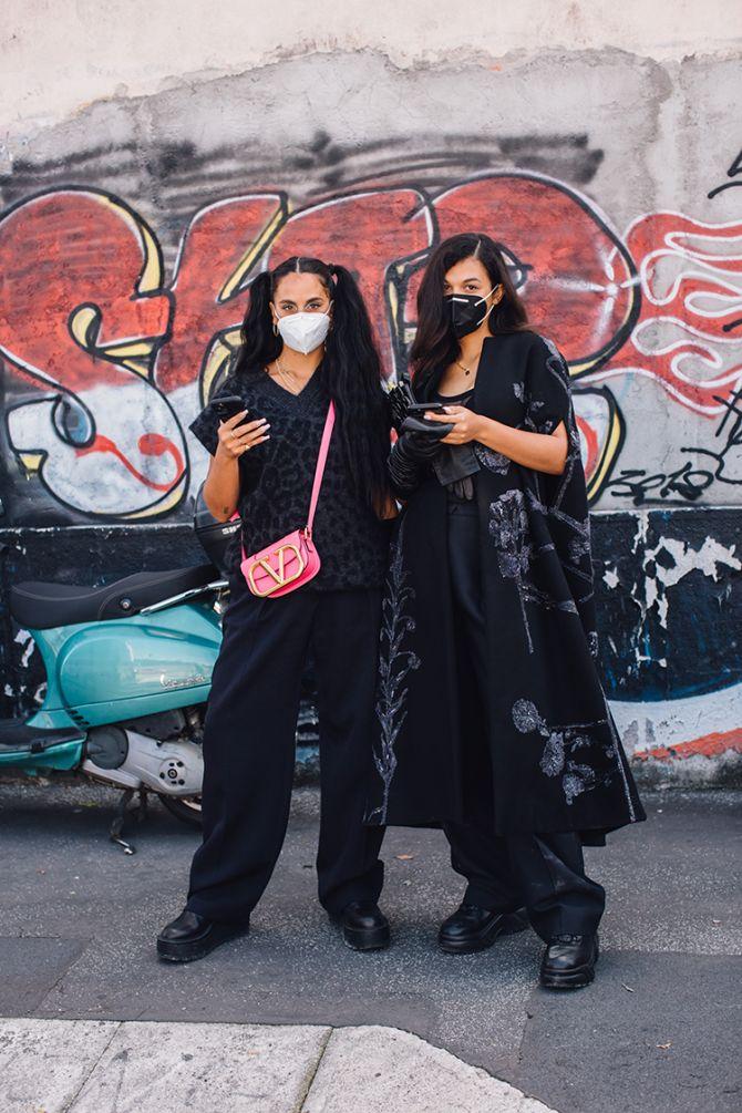 Fashion weeks 2020: dit zijn de allerbeste streetstyle looks van de modeweken - 10