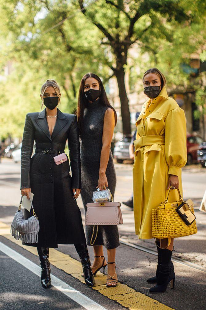 Fashion weeks 2020: dit zijn de allerbeste streetstyle looks van de modeweken - 12
