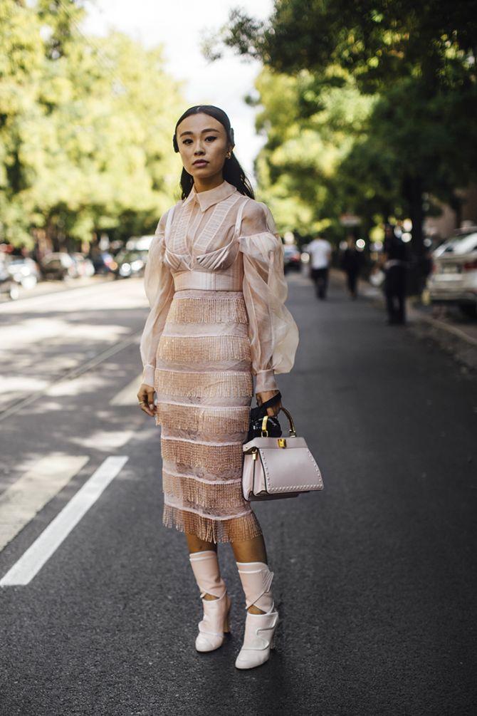Fashion weeks 2020: dit zijn de allerbeste streetstyle looks van de modeweken - 13