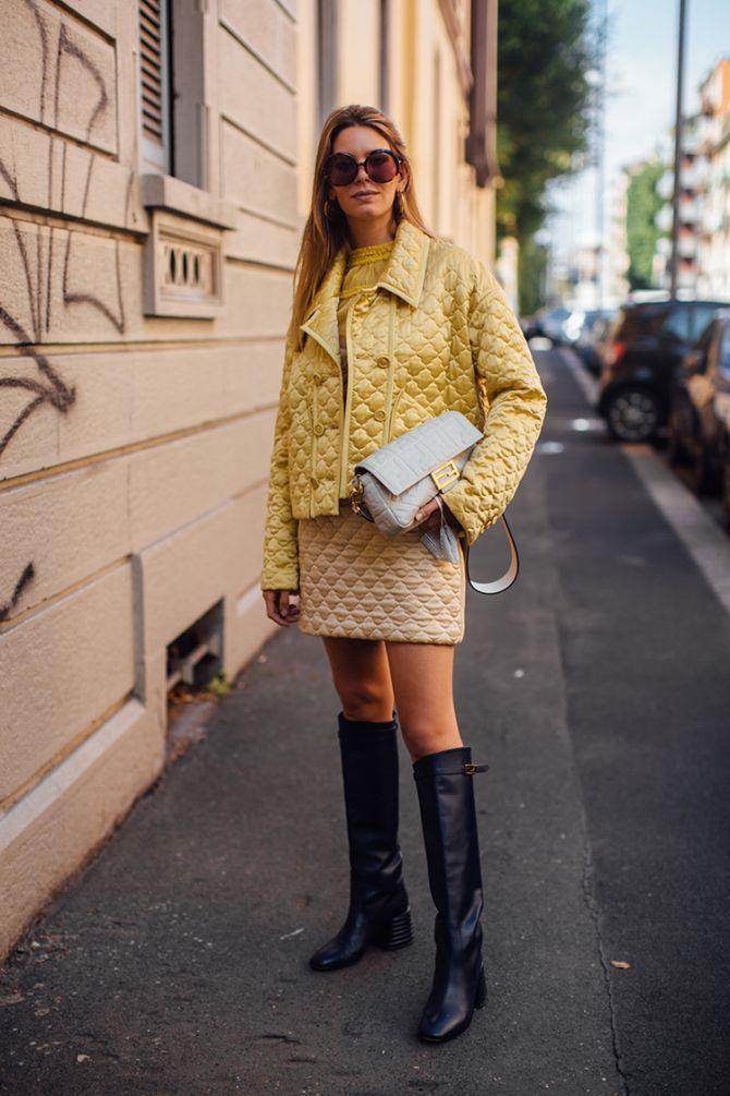 Fashion weeks 2020: dit zijn de allerbeste streetstyle looks van de modeweken - 16