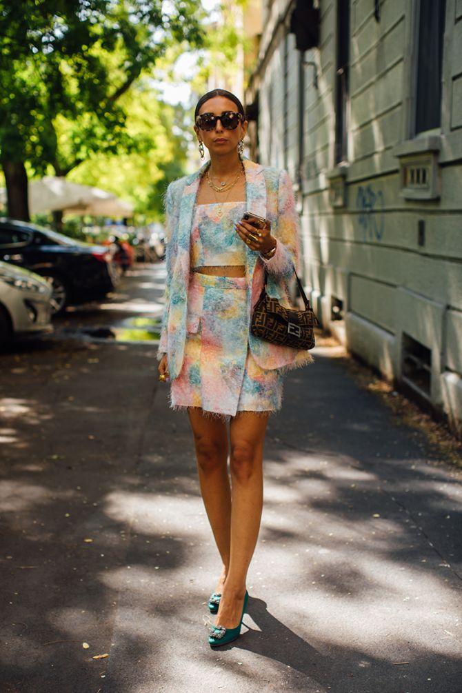 Fashion weeks 2020: dit zijn de allerbeste streetstyle looks van de modeweken - 17