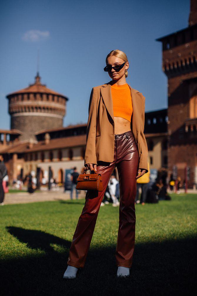 Fashion weeks 2020: dit zijn de allerbeste streetstyle looks van de modeweken - 18