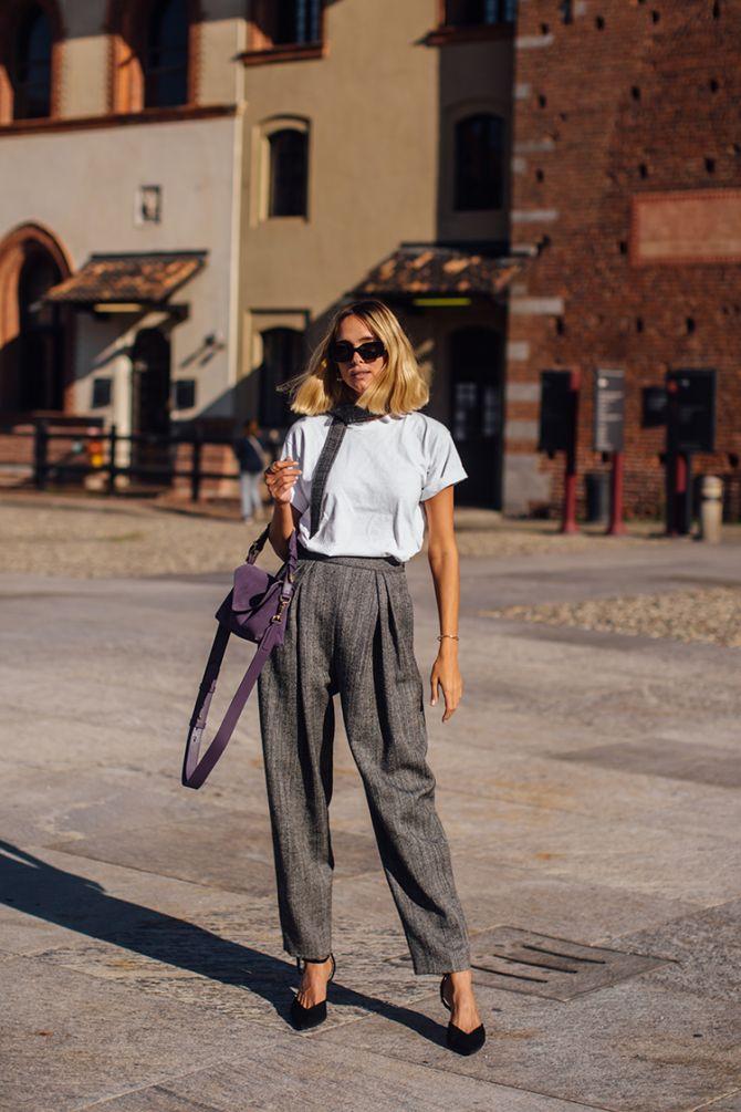 Fashion weeks 2020: dit zijn de allerbeste streetstyle looks van de modeweken - 20