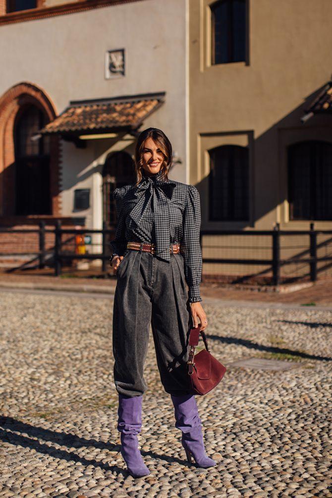 Fashion weeks 2020: dit zijn de allerbeste streetstyle looks van de modeweken - 22