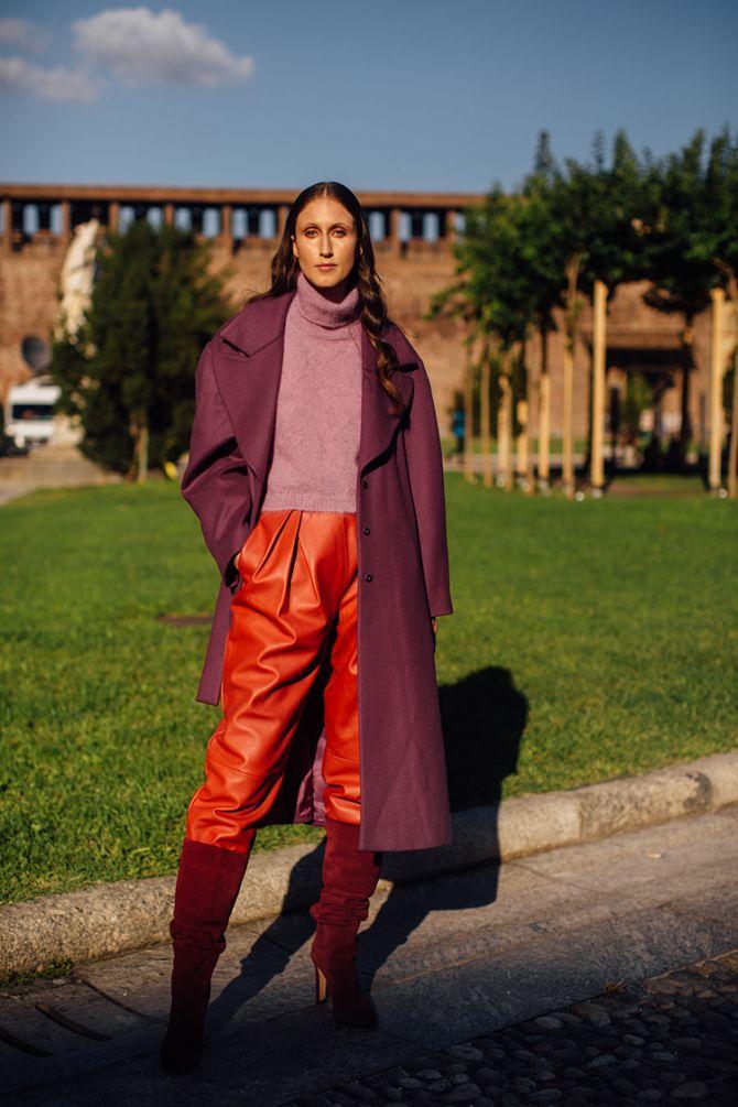 Fashion weeks 2020: dit zijn de allerbeste streetstyle looks van de modeweken - 24