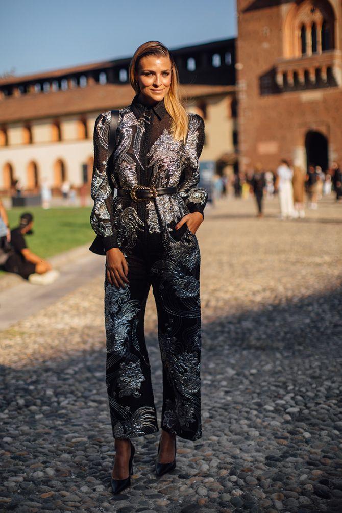 Fashion weeks 2020: dit zijn de allerbeste streetstyle looks van de modeweken - 26