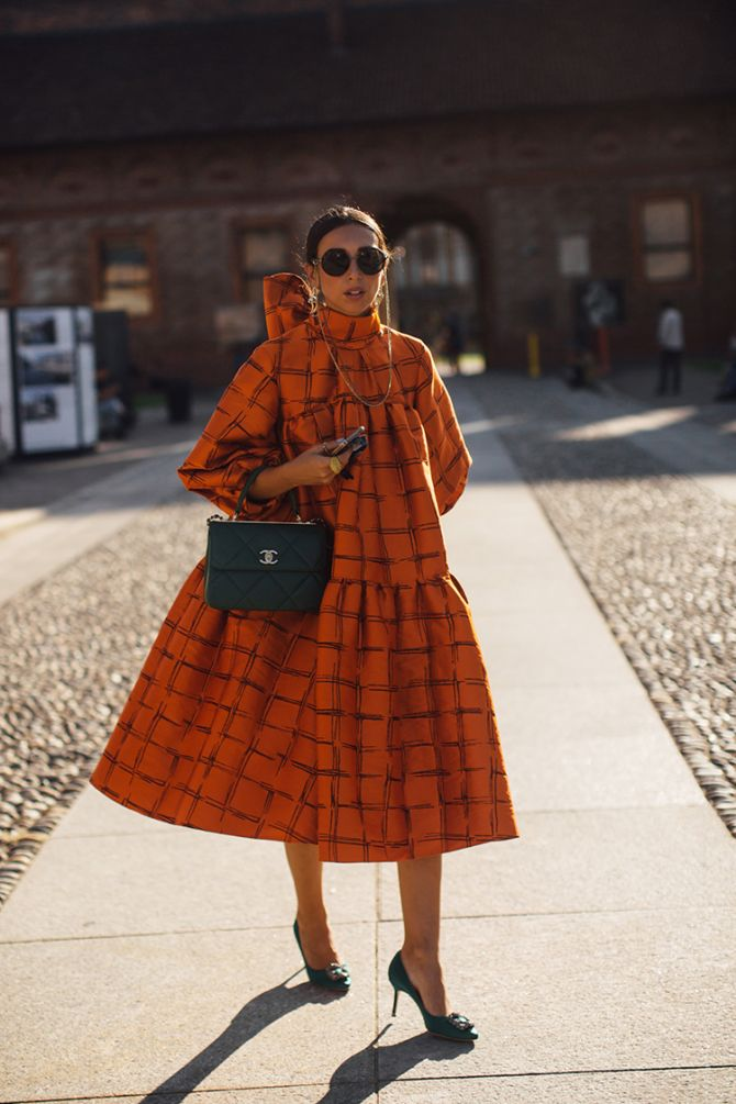Fashion weeks 2020: dit zijn de allerbeste streetstyle looks van de modeweken - 27