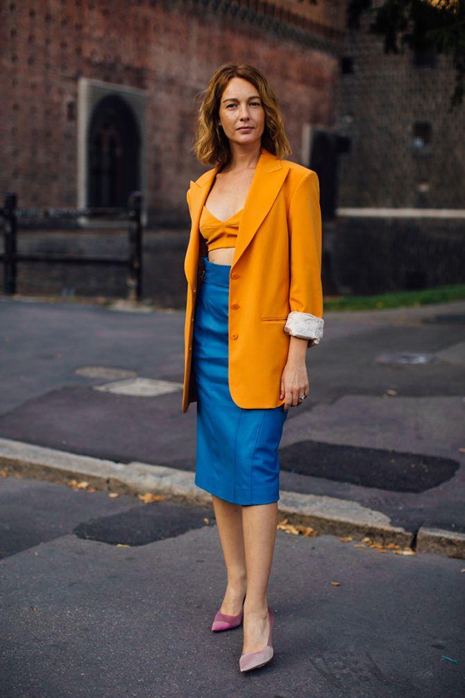 Fashion weeks 2020: dit zijn de allerbeste streetstyle looks van de modeweken - 28