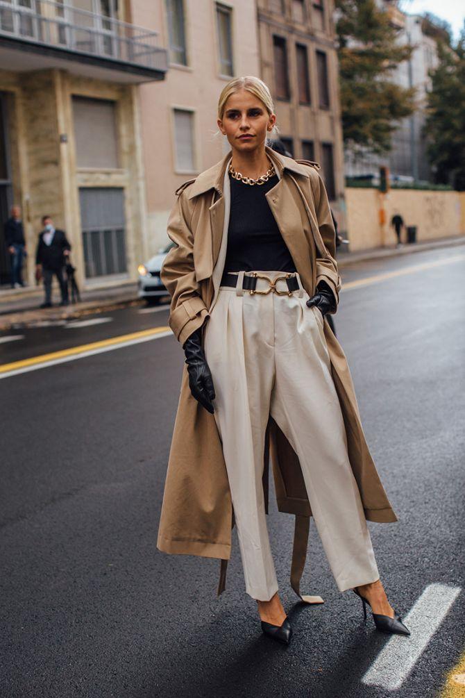 Fashion weeks 2020: dit zijn de allerbeste streetstyle looks van de modeweken - 29
