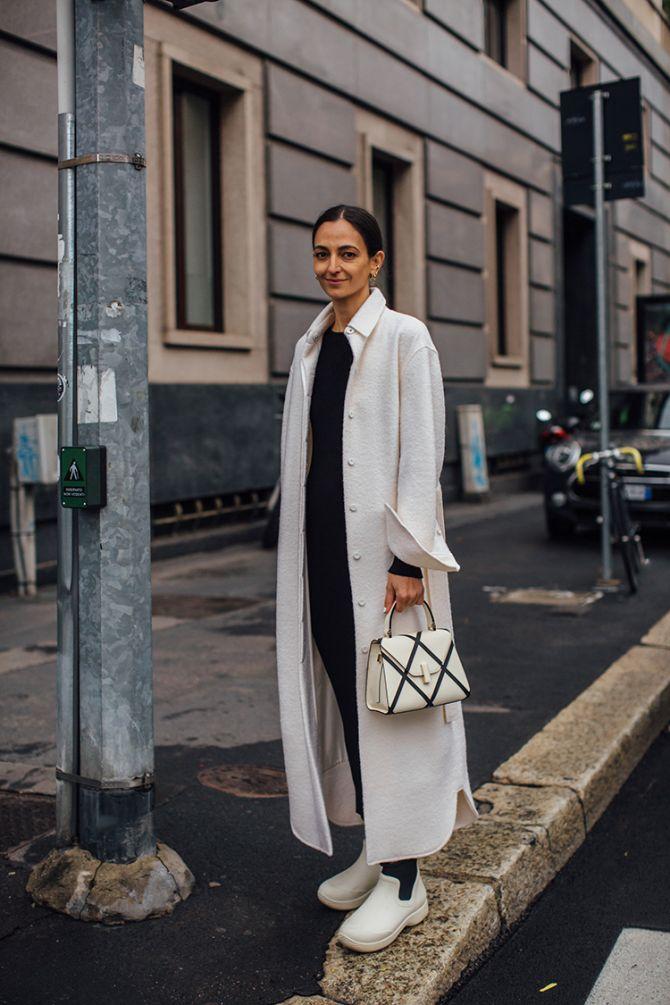 Fashion weeks 2020: dit zijn de allerbeste streetstyle looks van de modeweken - 30