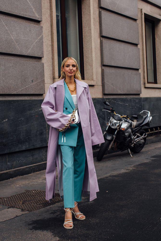 Fashion weeks 2020: dit zijn de allerbeste streetstyle looks van de modeweken - 31
