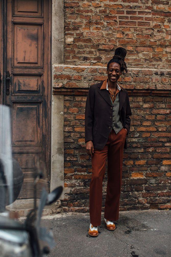 Fashion weeks 2020: dit zijn de allerbeste streetstyle looks van de modeweken - 33