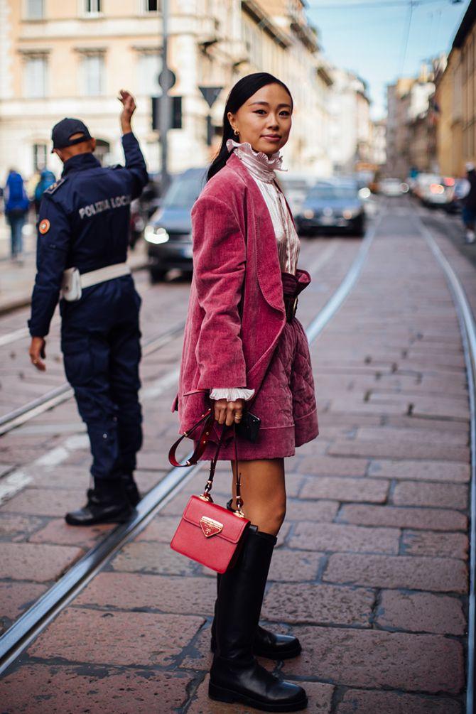 Fashion weeks 2020: dit zijn de allerbeste streetstyle looks van de modeweken - 37