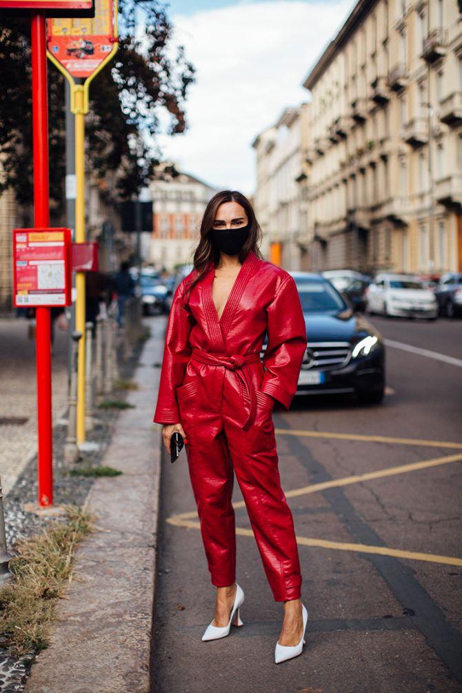 Fashion weeks 2020: dit zijn de allerbeste streetstyle looks van de modeweken - 38