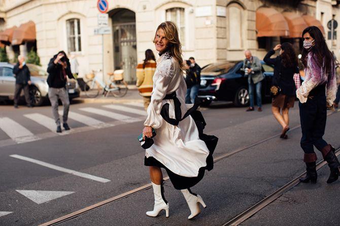 Fashion weeks 2020: dit zijn de allerbeste streetstyle looks van de modeweken - 39