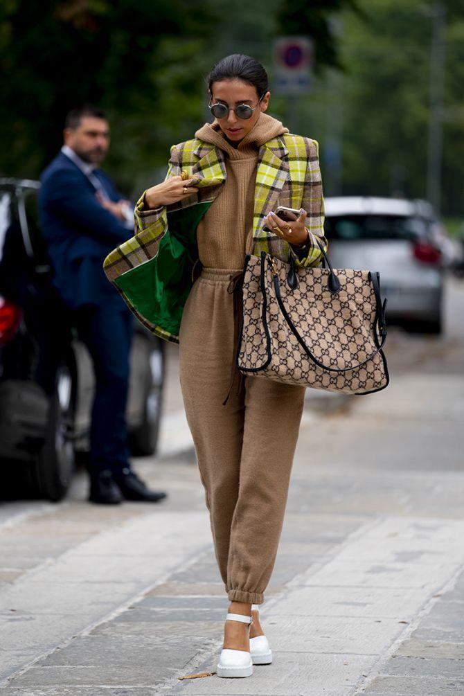 Fashion weeks 2020: dit zijn de allerbeste streetstyle looks van de modeweken - 40