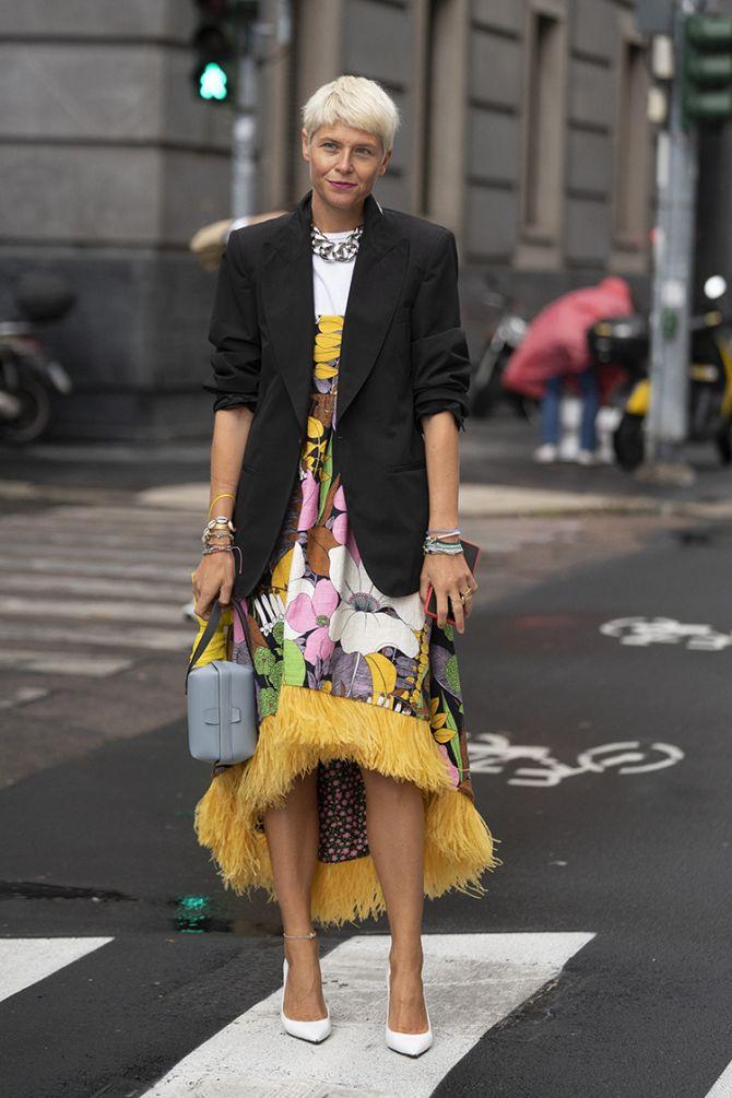 Fashion weeks 2020: dit zijn de allerbeste streetstyle looks van de modeweken - 44
