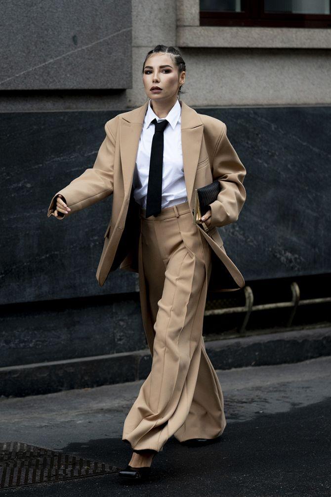 Fashion weeks 2020: dit zijn de allerbeste streetstyle looks van de modeweken - 45