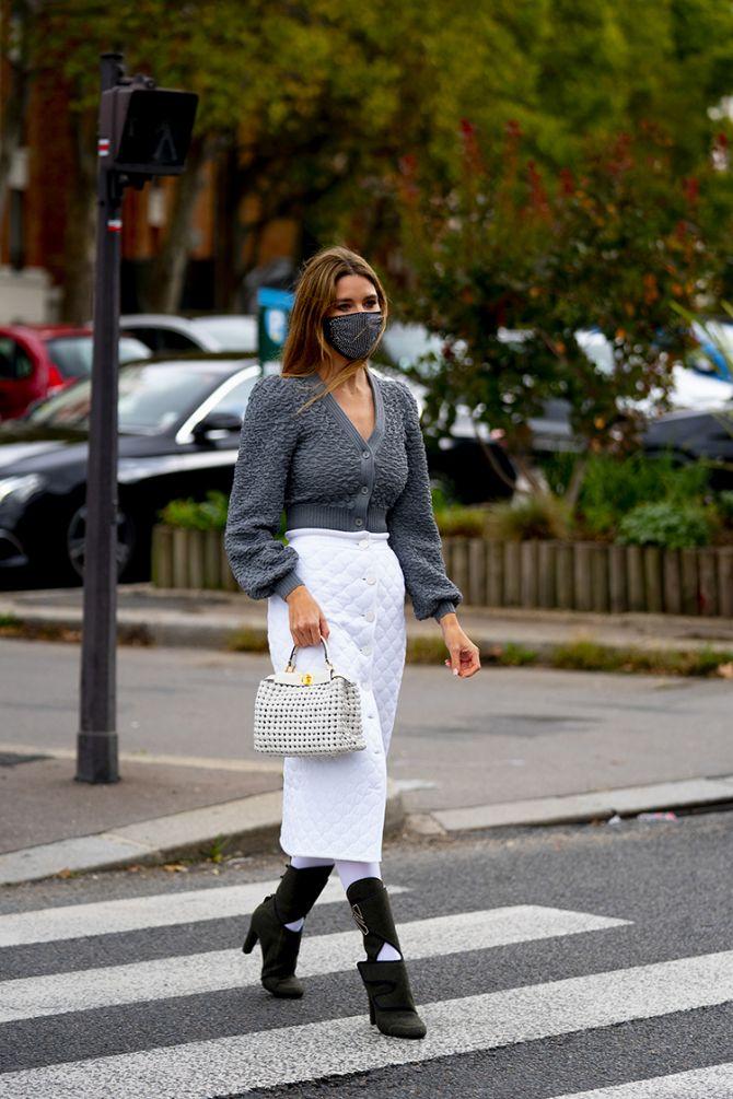 Fashion weeks 2020: dit zijn de allerbeste streetstyle looks van de modeweken - 47