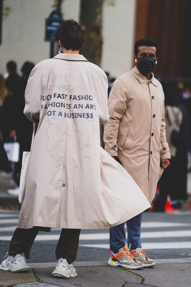 Fashion weeks 2020: dit zijn de allerbeste streetstyle looks van de modeweken - 48
