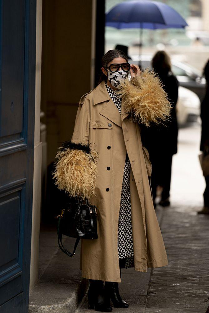 Fashion weeks 2020: dit zijn de allerbeste streetstyle looks van de modeweken - 50