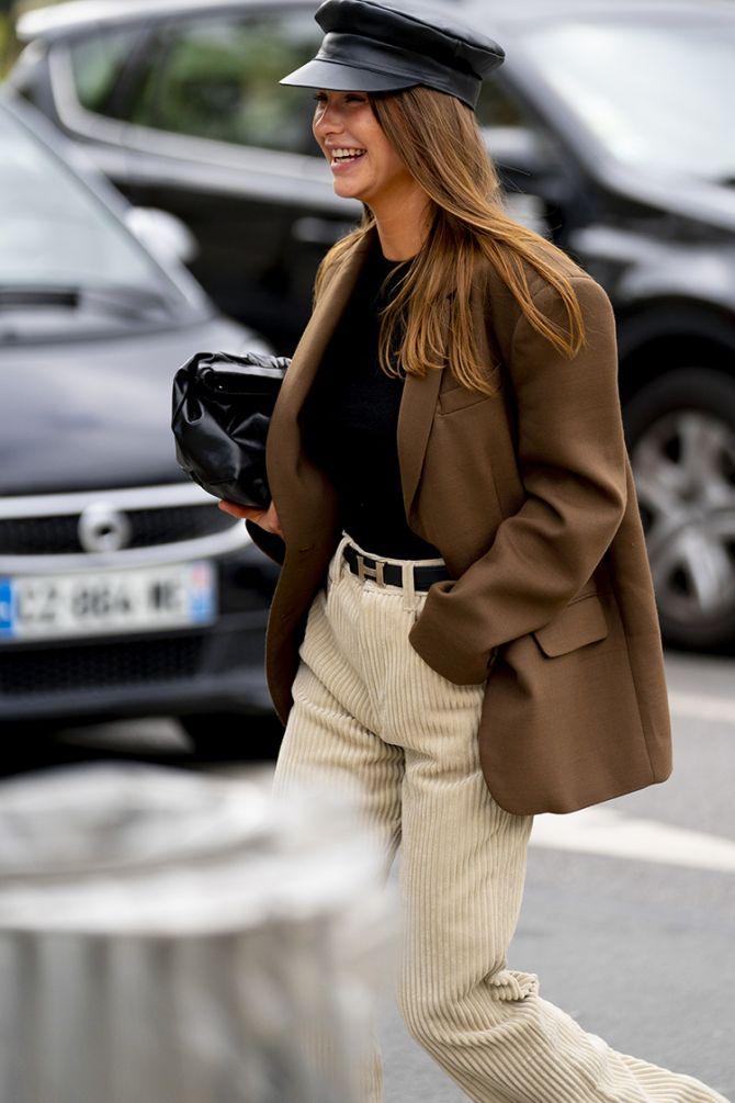 Fashion weeks 2020: dit zijn de allerbeste streetstyle looks van de modeweken - 51