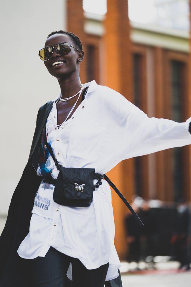 Fashion weeks 2020: dit zijn de allerbeste streetstyle looks van de modeweken - 53