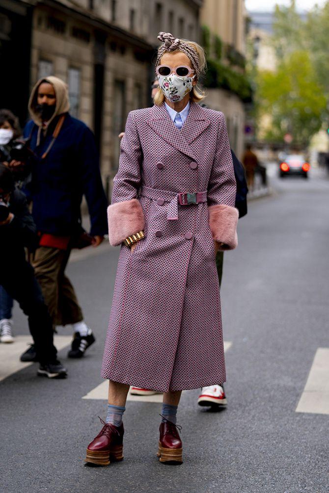 Fashion weeks 2020: dit zijn de allerbeste streetstyle looks van de modeweken - 57