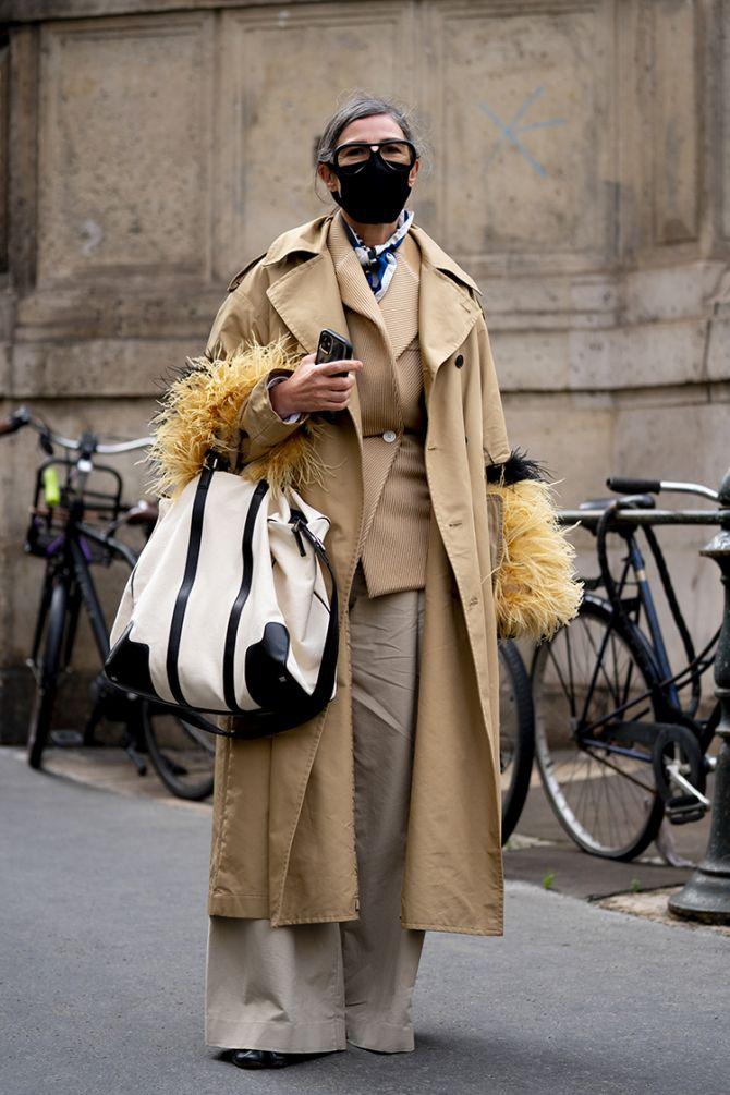 Fashion weeks 2020: dit zijn de allerbeste streetstyle looks van de modeweken - 59