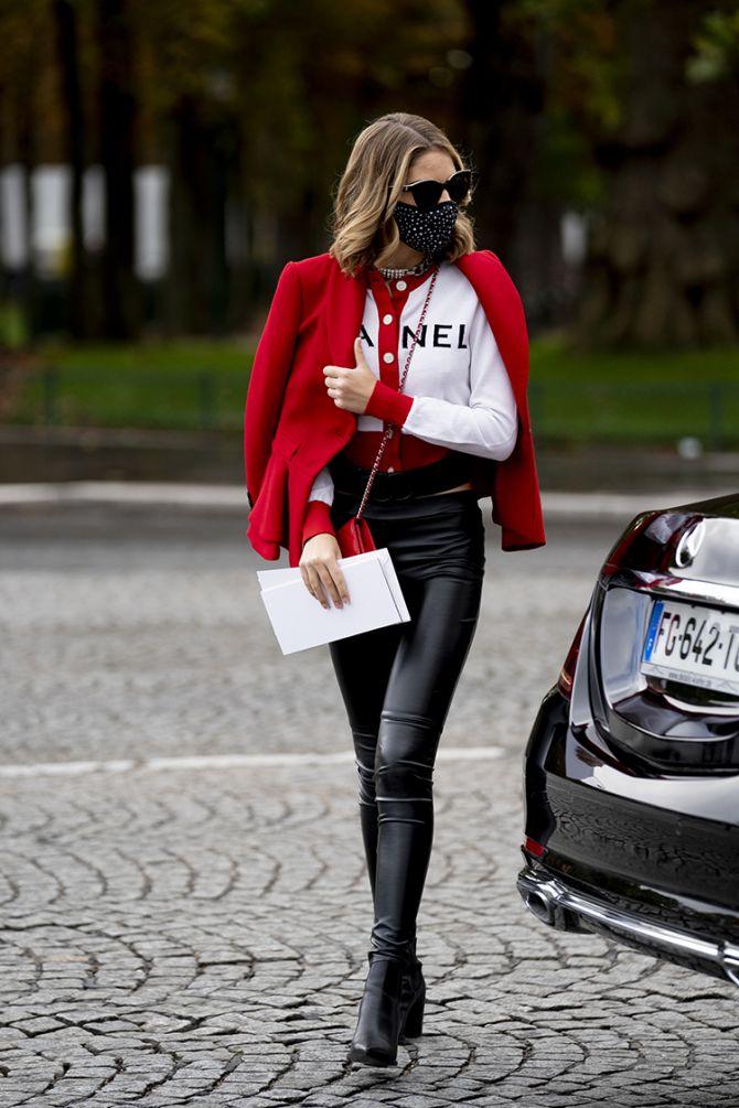 Fashion weeks 2020: dit zijn de allerbeste streetstyle looks van de modeweken - 66