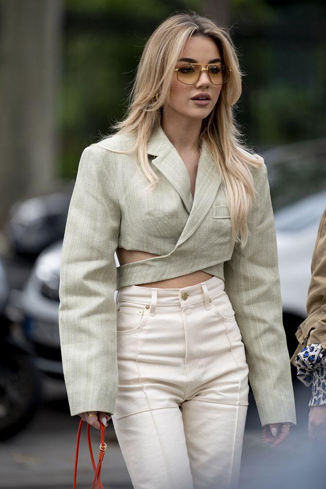 Fashion weeks 2020: dit zijn de allerbeste streetstyle looks van de modeweken - 71