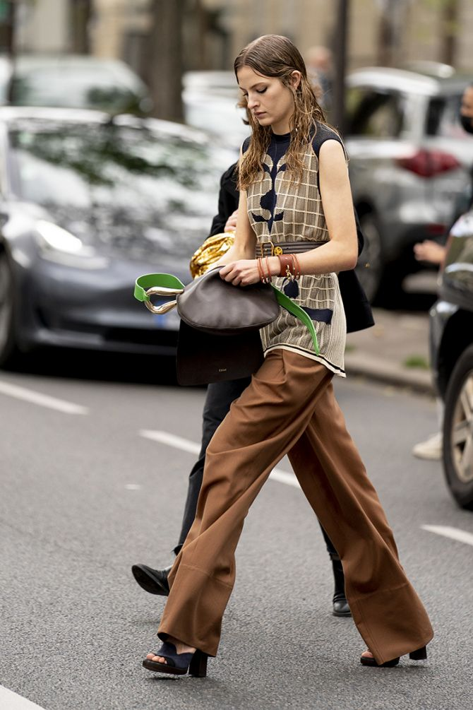 Fashion weeks 2020: dit zijn de allerbeste streetstyle looks van de modeweken - 74