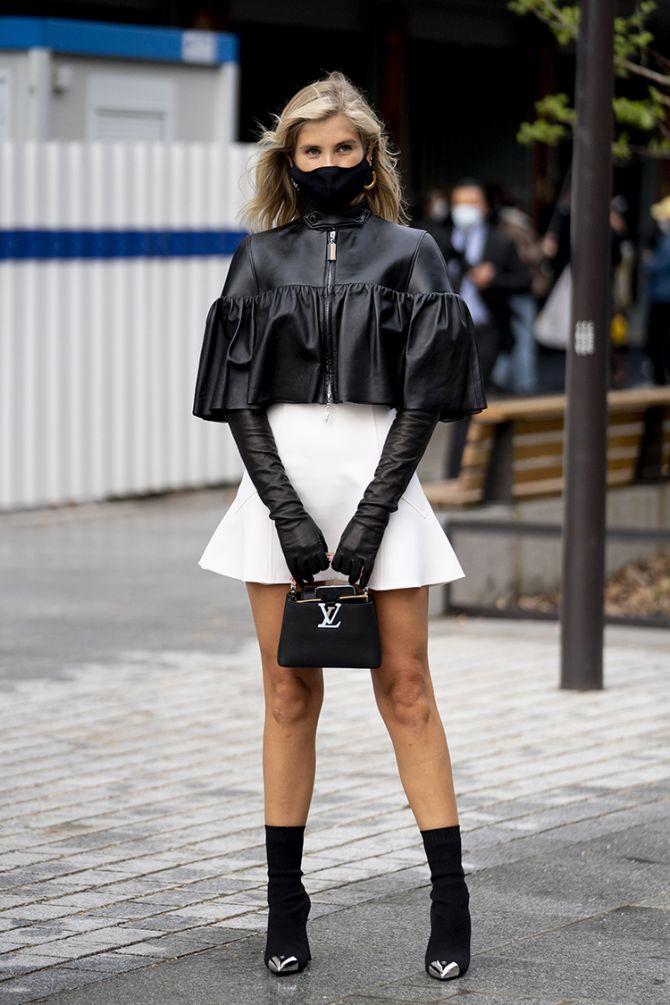 Fashion weeks 2020: dit zijn de allerbeste streetstyle looks van de modeweken - 77