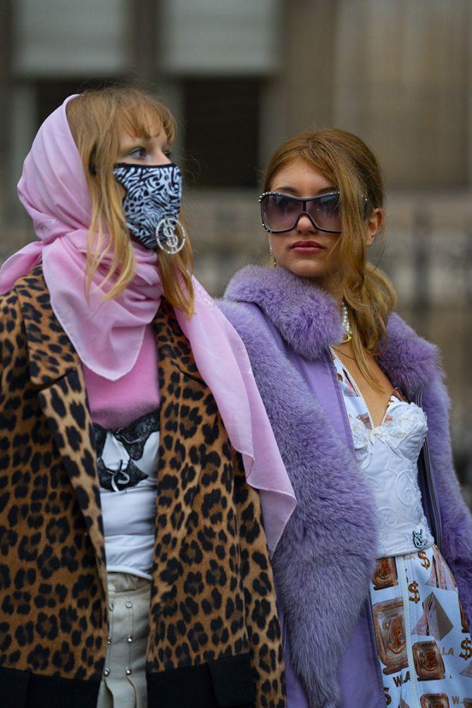 Fashion weeks 2020: dit zijn de allerbeste streetstyle looks van de modeweken - 79