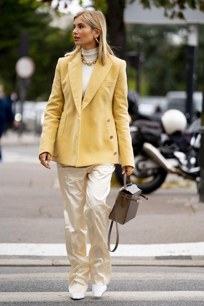 Fashion weeks 2020: dit zijn de allerbeste streetstyle looks van de modeweken - 80