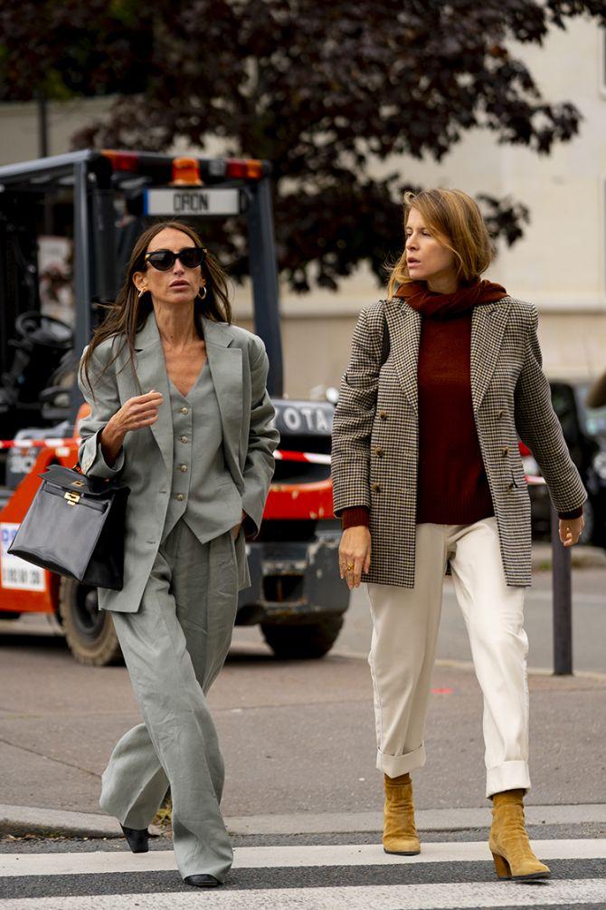 Fashion weeks 2020: dit zijn de allerbeste streetstyle looks van de modeweken - 81