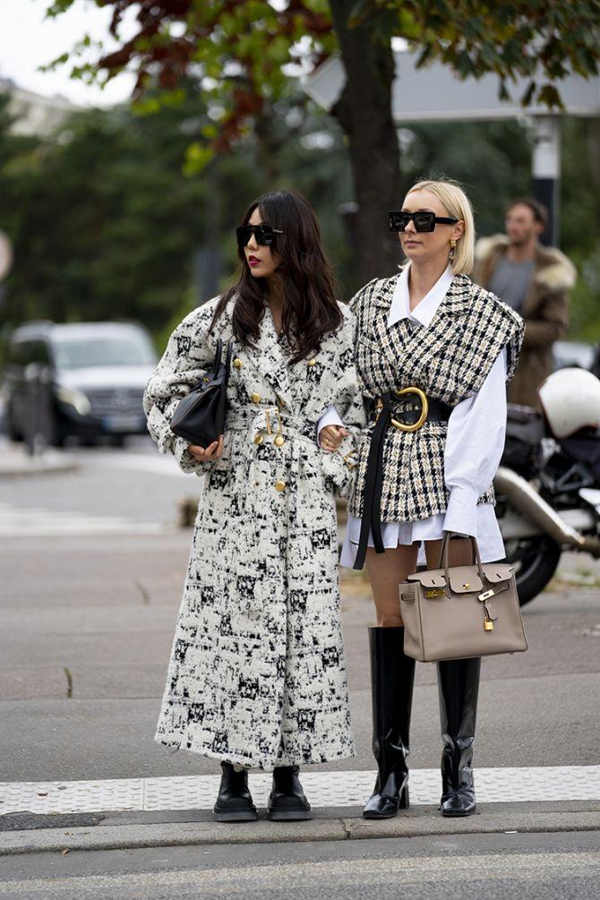 Fashion weeks 2020: dit zijn de allerbeste streetstyle looks van de modeweken - 82