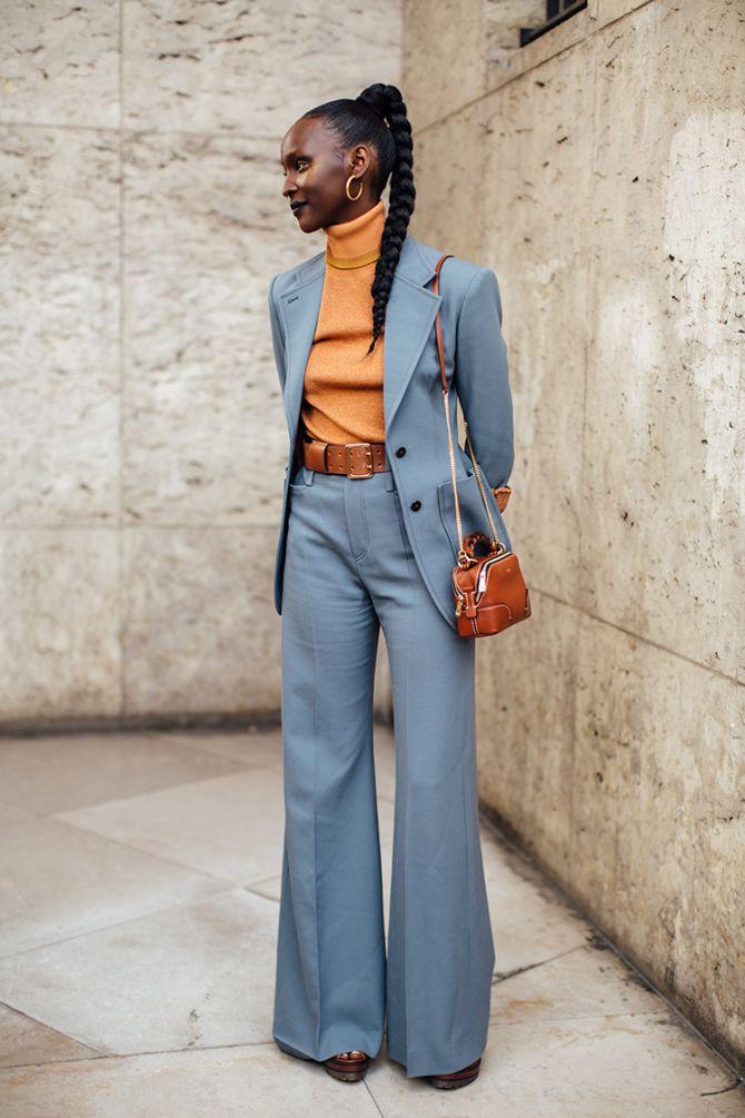 Fashion weeks 2020: dit zijn de allerbeste streetstyle looks van de modeweken - 89