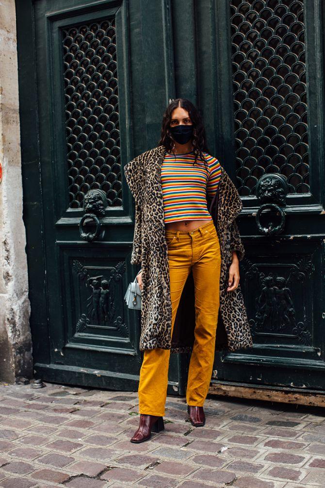 Fashion weeks 2020: dit zijn de allerbeste streetstyle looks van de modeweken - 91