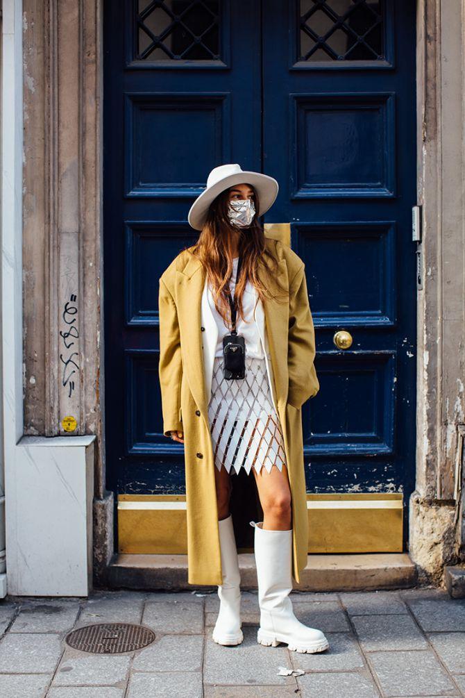 Fashion weeks 2020: dit zijn de allerbeste streetstyle looks van de modeweken - 93